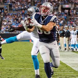 Quick Observations in Patriots comeback win over the Panthers