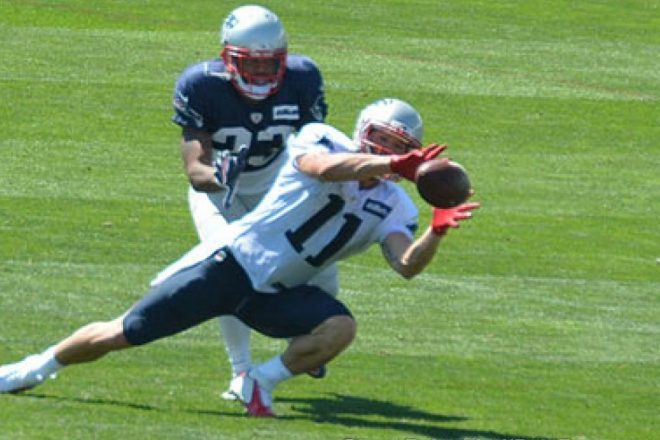 Resetting the Patriots Wide Receiver Depth – Dobson, LaFell Questions