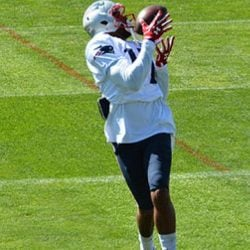 VIDEO: Patriots Continue Dealing With Injury Issues At the Receiver Position