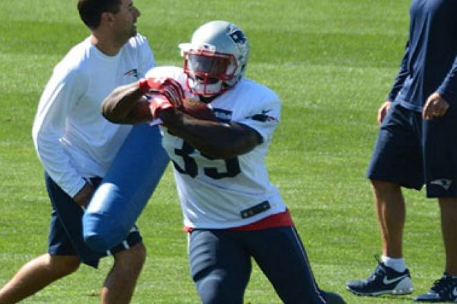 Patriots Release 11 Players, Reach Initial 53-Man Roster