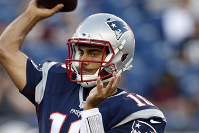 Garoppolo, Defense Under Microscope For the Patriots