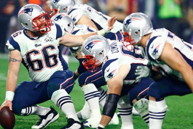 Stork Trade Helping to Bring Clarity to Direction of Patriots' OL
