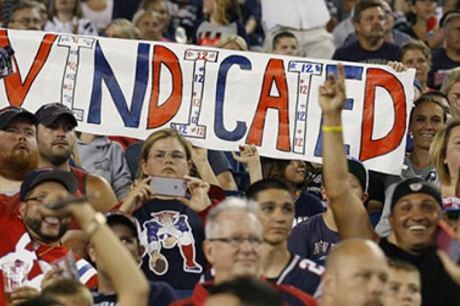 VIDEO: NFL Fan Therapy -The Pats Just Lost Two In A Row
