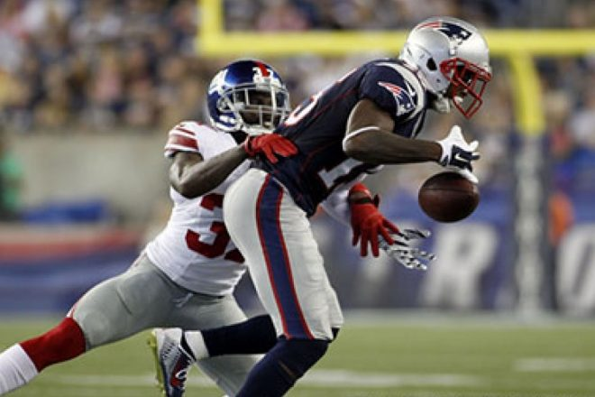 Three Up, Three Down For the Patriots in their Final Preseason Game