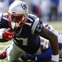 Aaron Dobson Contributes in Patriots Win