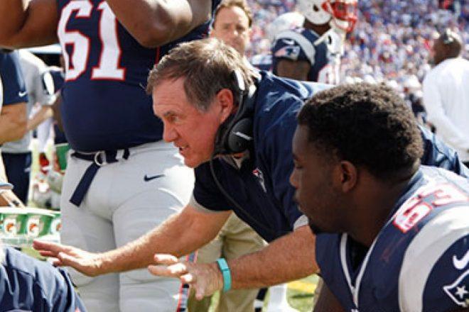 Friday Patriots Notebook 9/25: Patriots Smarter Than Rest Of NFL