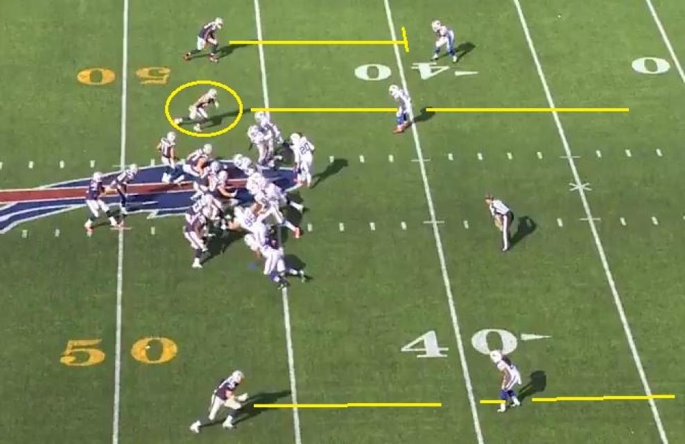 Danny Amendola 17 yard catch2