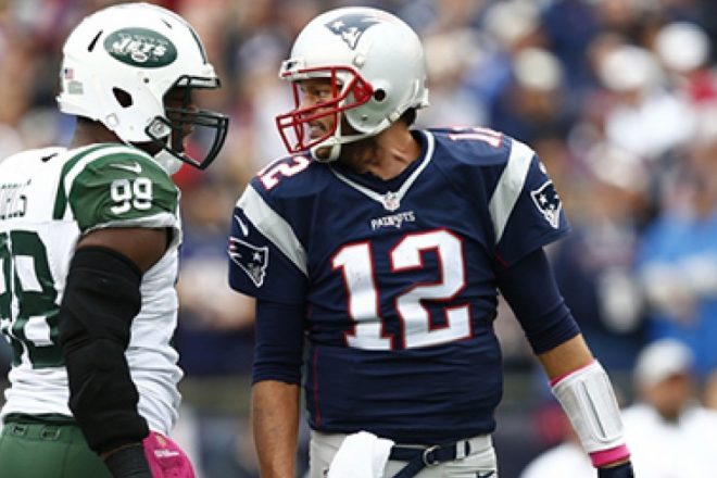 NFL Week 12 Early Advanced 'Look-Ahead' Betting Lines: Patriots favored by 9 at Jets