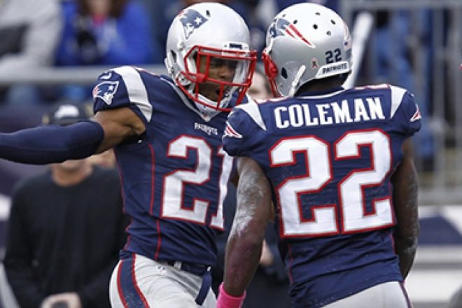 Patriots Free Agency Outlook, Cornerbacks