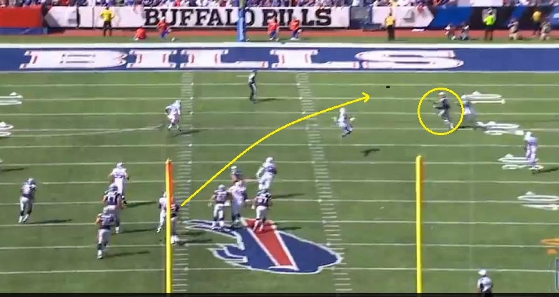 Gronk Bills 36 yard deep middle2