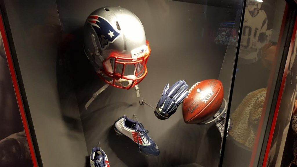 Malcolm Butler gloves helmet and cleats