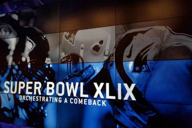 Patriots Fans It Is Time to Re-visit The Hall at Patriot Place