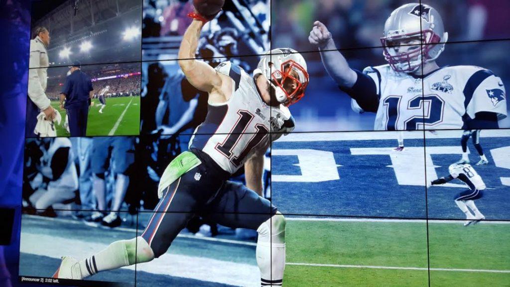 Super Bowl montage 2