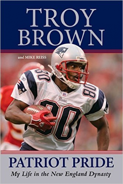 Troy Brown Patriot Pride