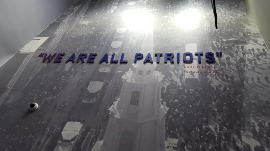 we are all Patriots
