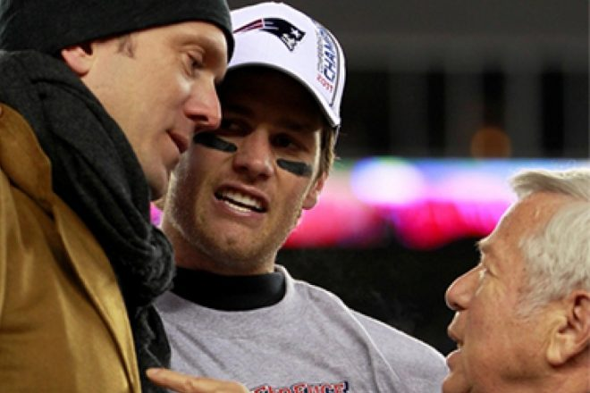 Today in Patriots History: Drew Bledsoe