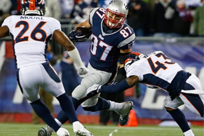 """VIDEO: Rob Gronkowski Thanks Fans For Support, Says Injury Is """"Nothing Serious"""""""