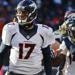 Denver QB Osweiler on Facing the Patriots: 'It's just a football game'