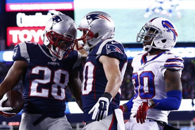 Who are the Players to Watch, Patriots at Texans