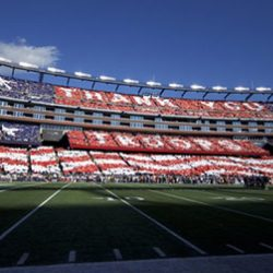 Best Of Social Media: The New England Patriots Honor Veterans Day