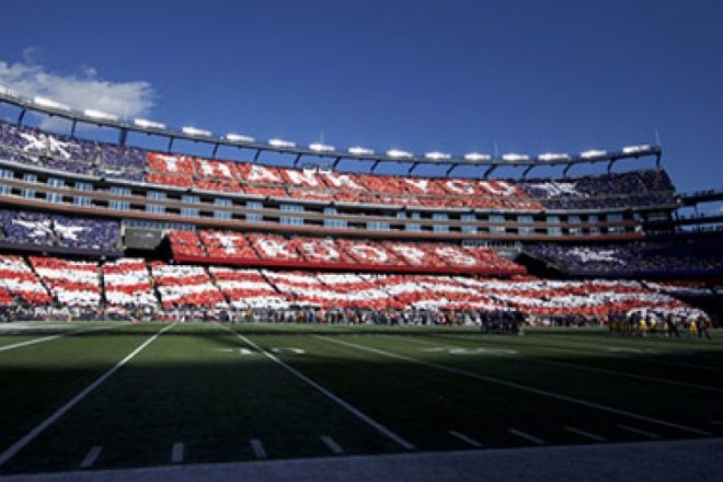 Best Of Social Media: The New England Patriots Honor America's Fallen On Memorial Day