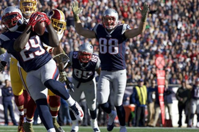 Monday Observations: Patriots Rout Redskins in Costly Victory