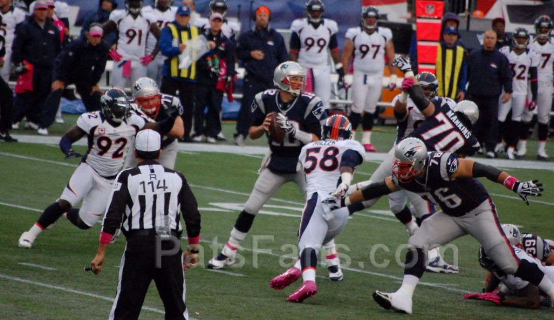 Patriots at Broncos – stats, odds and prediction
