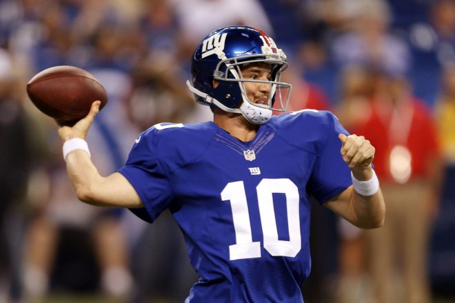Patriots 2015 Opponents, Five First Impressions of the Giants