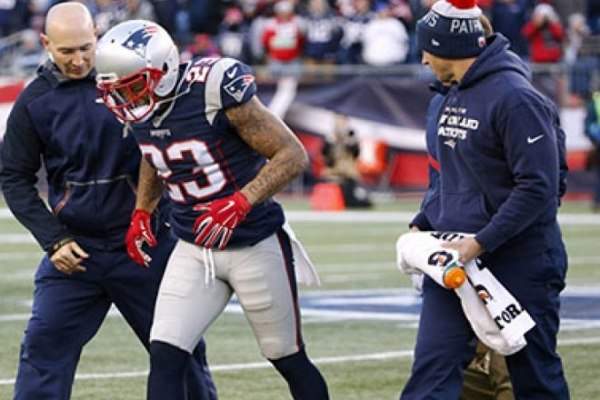 Patriots Lock Up a First Round Bye Thanks to Denver Loss