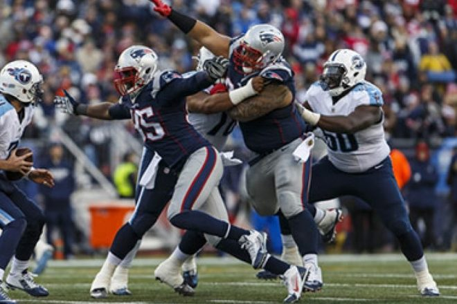 NFL Week 16 TV Info: Patriots-Jets, Panthers-Falcons Primary Early Game Distribution