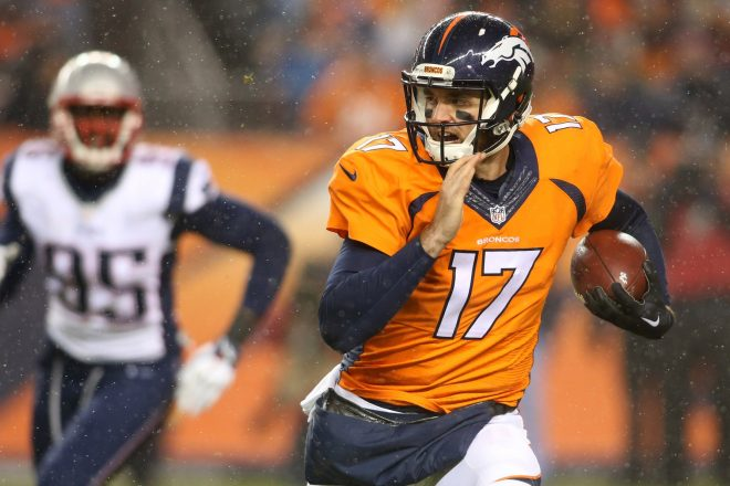 Patriots May Also Need to Be Ready For Broncos QB Osweiler Sunday
