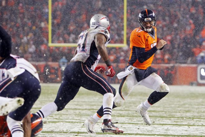 Patriots need to improve third down defense against Broncos