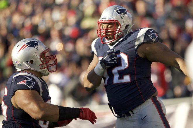 Patriots Free Agent Profile  Akiem Hicks