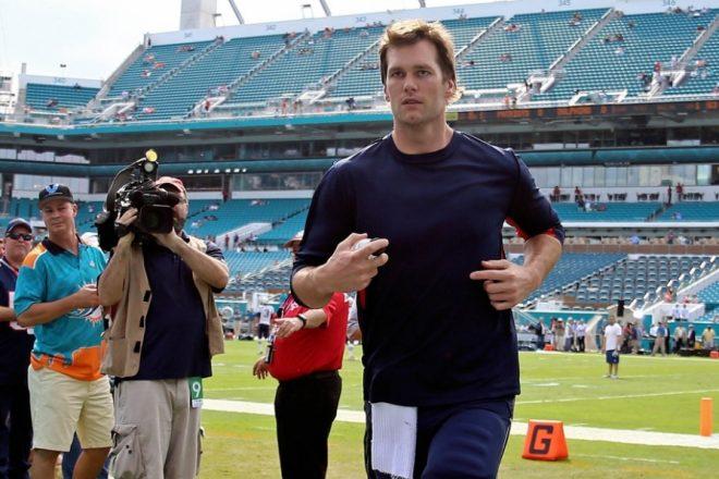 Patriots at Dolphins: Tom Brady PostGame Transcript