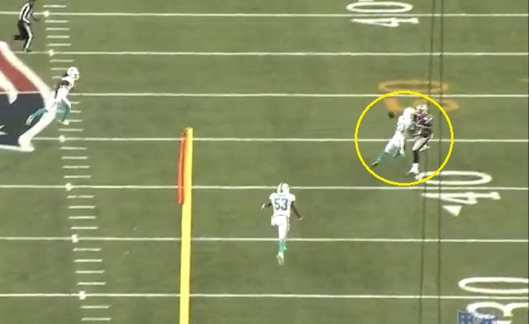 Gronk 33 yd3