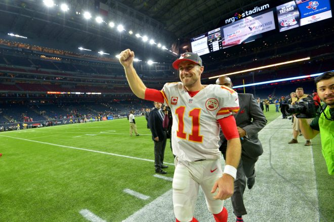 Patriots 2015 Playoff Opponents, 5 First Impressions of the Chiefs