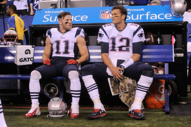 Julian Edelman Responds To Rumors Of Him Joining Tom Brady's Tampa Bay Buccaneers