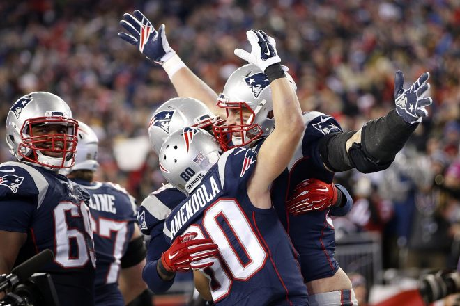 Patriots Welcome Back Injured Warriors