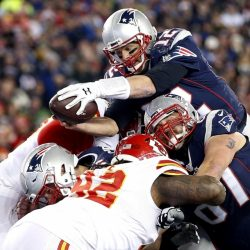 Reactions from Kansas City on Chiefs loss to Patriots