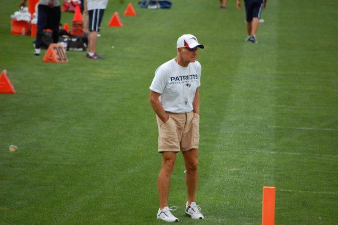 Patriots Bringing Scarnecchia Back, Great Short-term Move