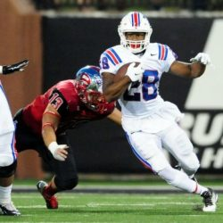 Possible Patriots Target in the 2016 NFL Draft, RB Kenneth Dixon