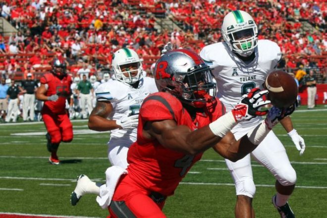 Possible Patriots Draft Target, WR Leonte Carroo