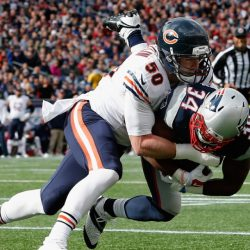 Where Will Shea McClellin Fit in the Patriots Defense?