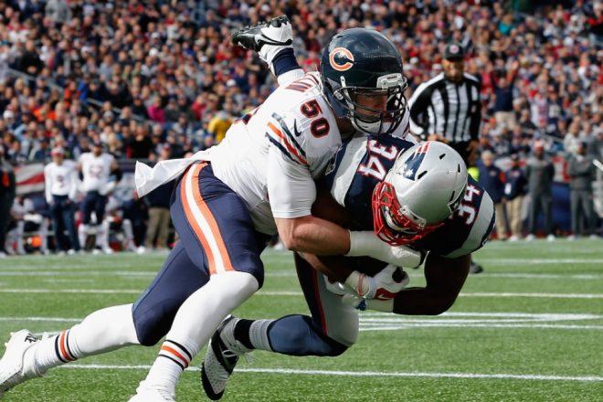 Where Will Shea McClellin Fit in the Patriots Defense?