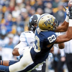 Possible Patriots Draft Target, WR Tyler Boyd
