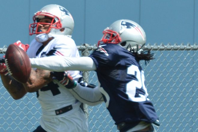 Don't Go to Sleep This Spring on Patriots CB Darryl Roberts