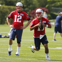 Four Things To Watch For At Patriots Training Camp