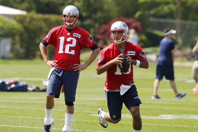 Monday Daily Rundown 8/15: New England Patriots News and Notes
