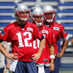 Patriots Mini Camp Observations, Bennett, Hogan Fitting In Well