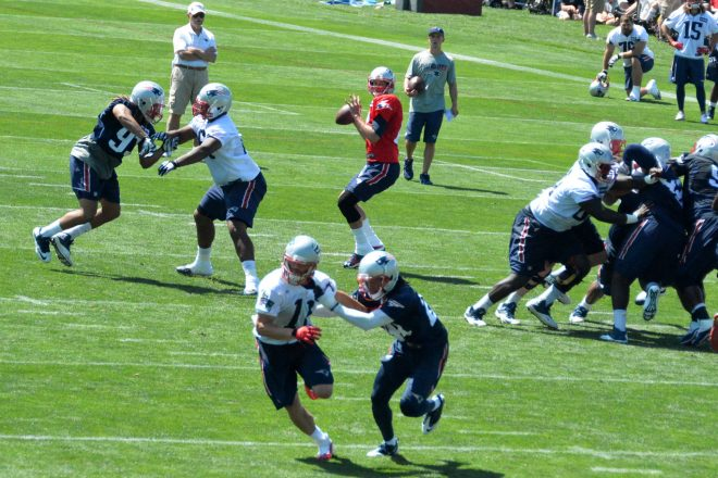 Patriots Fourth And Two Podcast: OTA's Begin For The Patriots